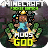 GOD mods for Minecraft PE