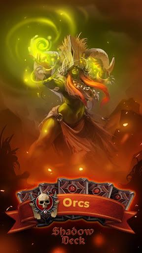 Shadow Deck: Magic Heroes Card CCG screenshots apkshin 17