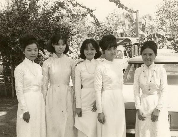 Thời trang miền Nam Việt Nam thập niên 50 - 70 - Style-Republik.com