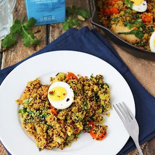 Quinoa & Chicken Biryani