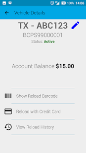 BancPass EZ Tag- screenshot thumbnail