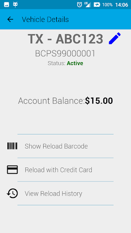 android BancPass Screenshot 1