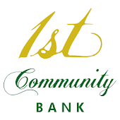 1st Community Bank Tablet