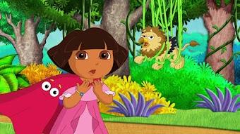 Doras Übernachtungsabenteuer im Museum
