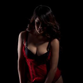 by Sheilla San Diego - Nudes & Boudoir Boudoir ( nude, lingerie, boudoir, portraits, women, people )