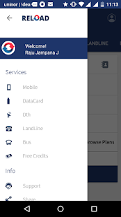 Mobile Recharge, Bill Payment- screenshot thumbnail