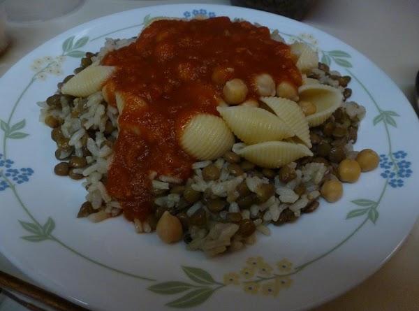 Koshary Recipe