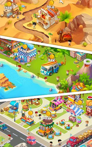 Idle Restaurant Tycoon: Food Square screenshots 3