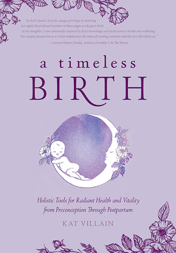 A Timeless Birth cover