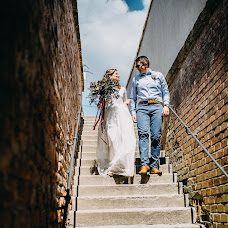 Wedding photographer Radek Šviderský (radeksvidersky). Photo of 05.11.2018