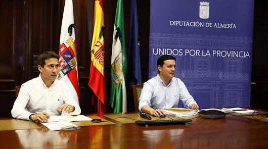 Diputación aprueba 11 millones del programa más inversor del 'Plan Almería'