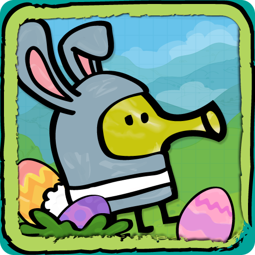 Doodle Jump Easter Special (game)