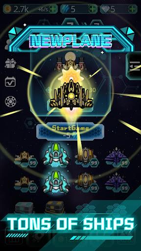 Space Raid u2014 Shooting Virus in Galaxy apktram screenshots 4