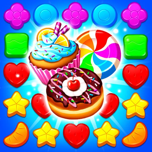 Best match 3 puzzle world : Candy Holic