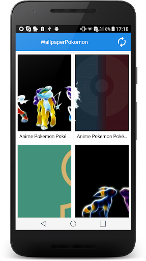 wallpapers pokemon hd for android