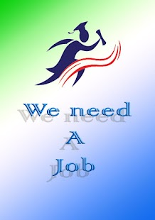 We need a Job - náhled