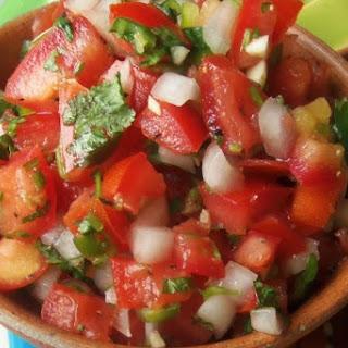 """Pico De Gallo """"Salsa Fresca"""" Recipe"""