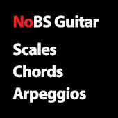 NoBS Guitar Scale Diagrams