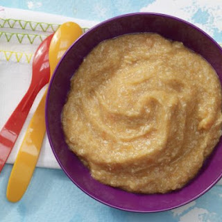 Potato Porridge with Pork.