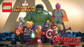 LEGO Marvel Super Heroes: Avengers Reassembled thumbnail