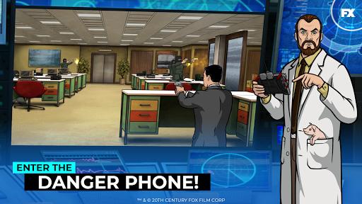 Archer: Danger Phone painmod.com screenshots 3