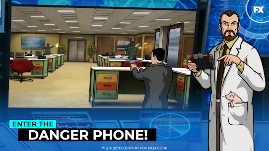 Archer: Danger Phone 3