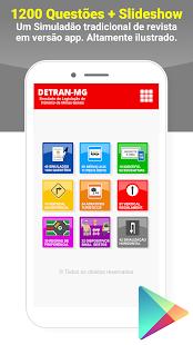 Download Simulado DETRAN Acaiaca MG 2019. For PC Windows and Mac apk screenshot 1