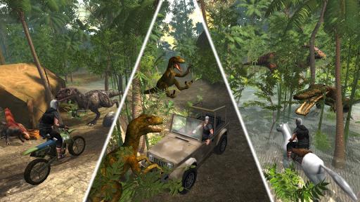 Dinosaur Assassin: Online Evolution 19.7.0 screenshots 2