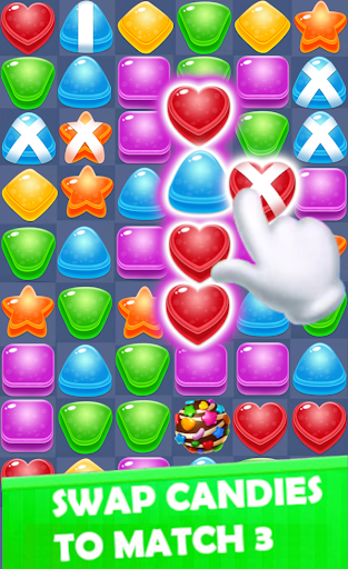 Candy 2020:New Games 2020 2.2.2.1 screenshots 1