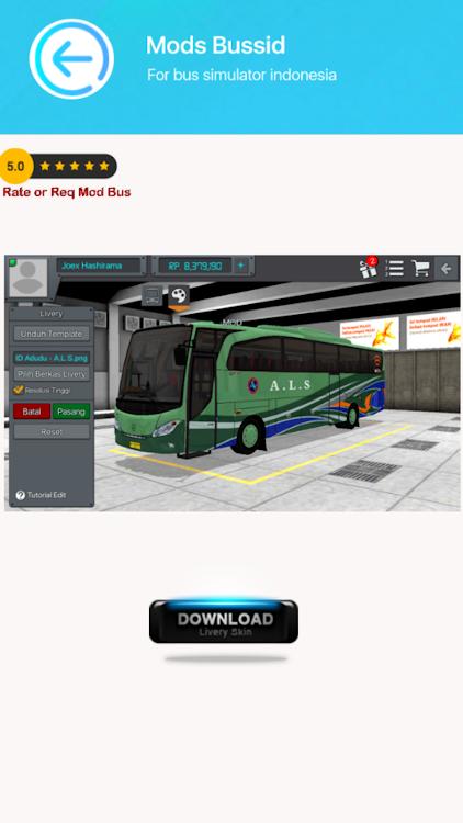 Kumpulan Livery Mod Bussid Android Applications Appagg