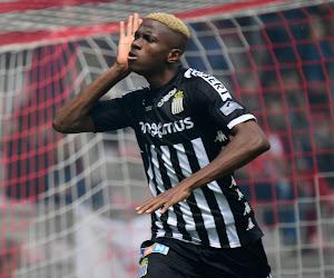 Lille a fait une nouvelle offre pour Osimhen et attend la réponse de Charleroi