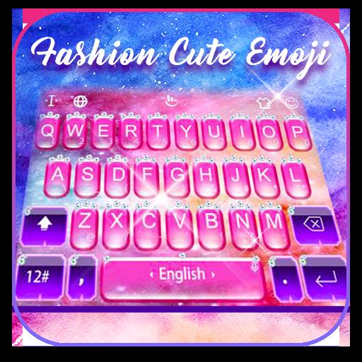 Fashion Cute Emoji avatar image