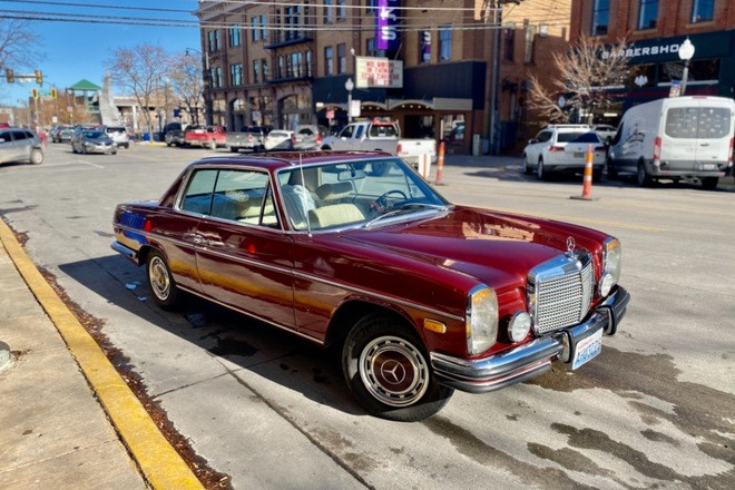 1973 Mercedes Benz 280C - Coupe (NYC,NJ,PA,DE) Hire PA