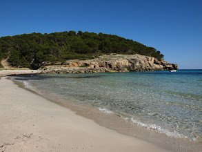 Photo: Cala Escorxada