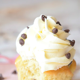 Chocolate Chip Cupcakes that are the best of both worlds