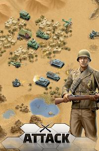 1943 Deadly Desert a WW2 Strategy War Game MOD | Unlimited Money 1