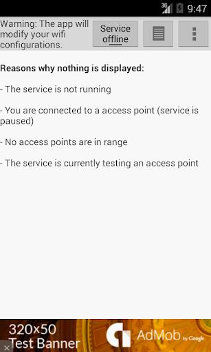 Realifi Real free wifi finder