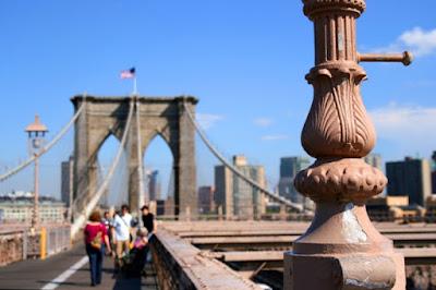 Il ponte di Brooklyn di maoastori