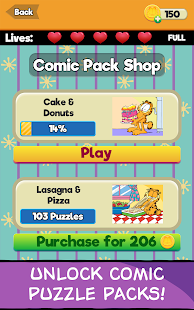 Garfield Trivia Free Game- screenshot thumbnail
