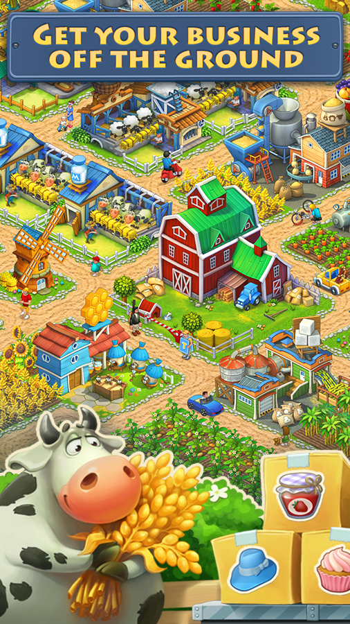 Township- screenshot