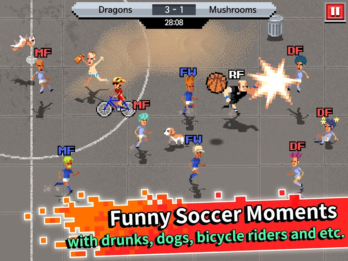 Dumber League- screenshot