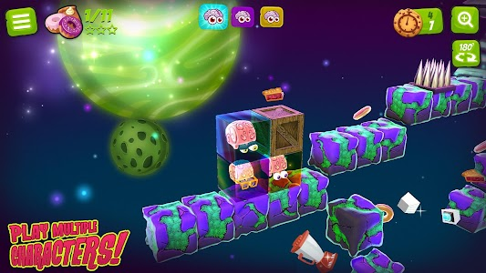 Alien Jelly: Food For Thought v1.0.434