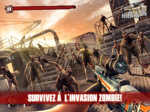Zombie Frontier 3: Jeu de Tir  captures d'u00e9cran 10