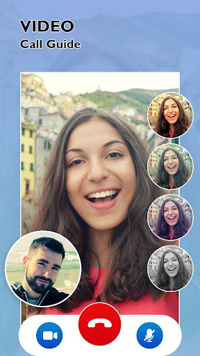 Free Toe-Tok Girl Live Video Call& Chat Guide 2020  screenshots 2