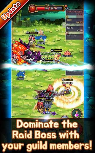 SoulMagicOnline - RPG  captures d'u00e9cran 2