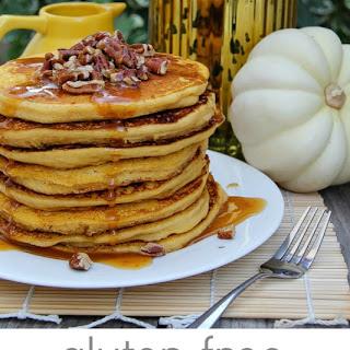 Egg Free Pumpkin Pancakes Recipes