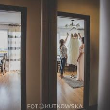 Wedding photographer Monika Kutkowska (fotokutkowska). Photo of 20.08.2018