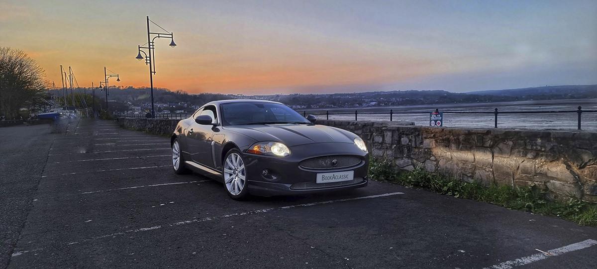 Jaguar  Xk60 Hire Cardiff