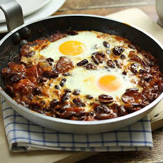 Spanish Eggs.