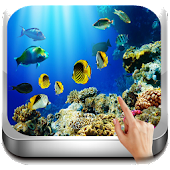 3D aquarium wallpapers
